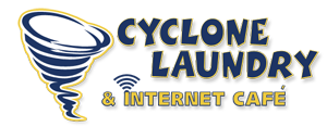 Cyclone Laundry Logo
